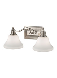 2 - Light Cumberland Vanity Strip