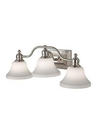3 - Light Cumberland Vanity Strip