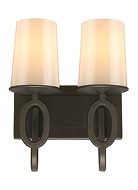 2 - Light Huntley Vanity Strip
