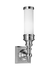 1 - Light Payne Ornate Vanity Strip