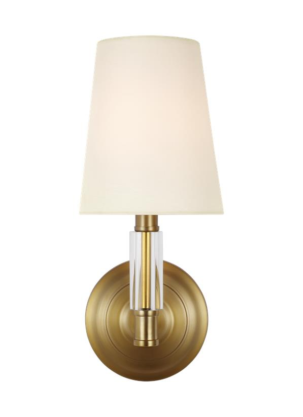 1 - Light Lismore Wall Sconce