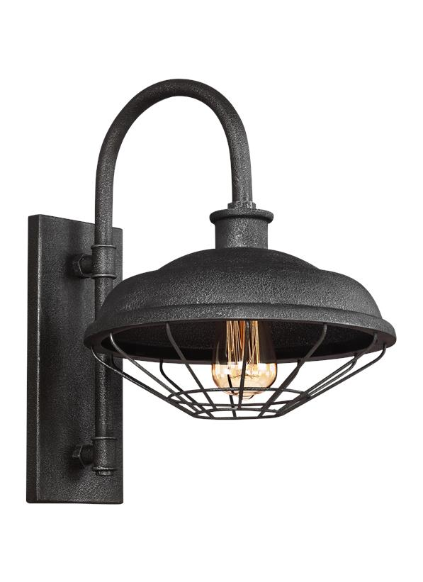 1 - Light Indoor / Outdoor Wall Lantern