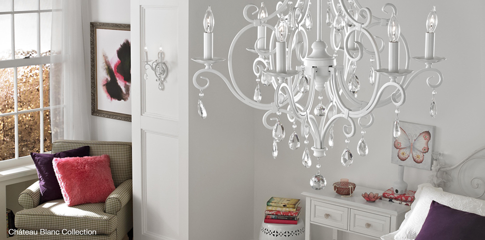 Chateau Lighting Collection