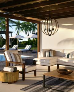 Allier Outdoor Living Collection