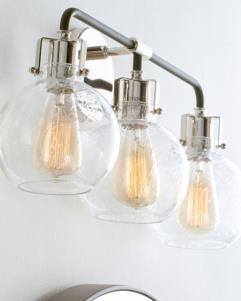Clara 3-Light Vanity