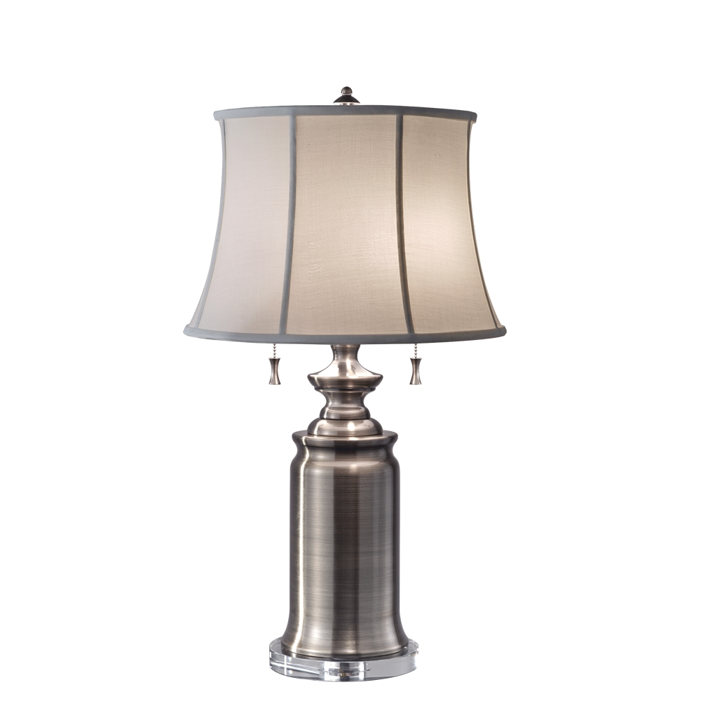 10229ANL,2 - Light Stateroom Table Lamp,Antique Nickel for Table Light Lamp Png  288gtk
