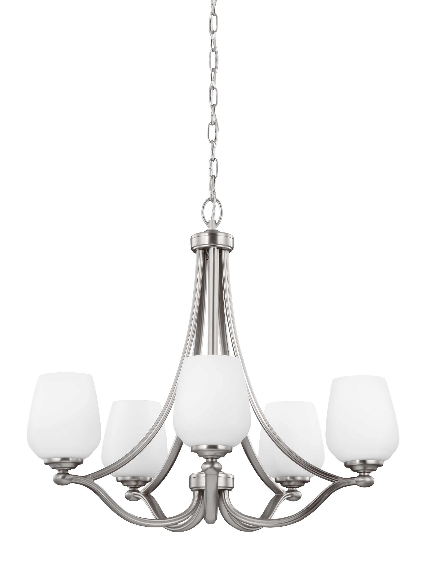 minka chandeliers nickel light ceiling edison chandelier brushed lamps com lavery lights downtown industrial