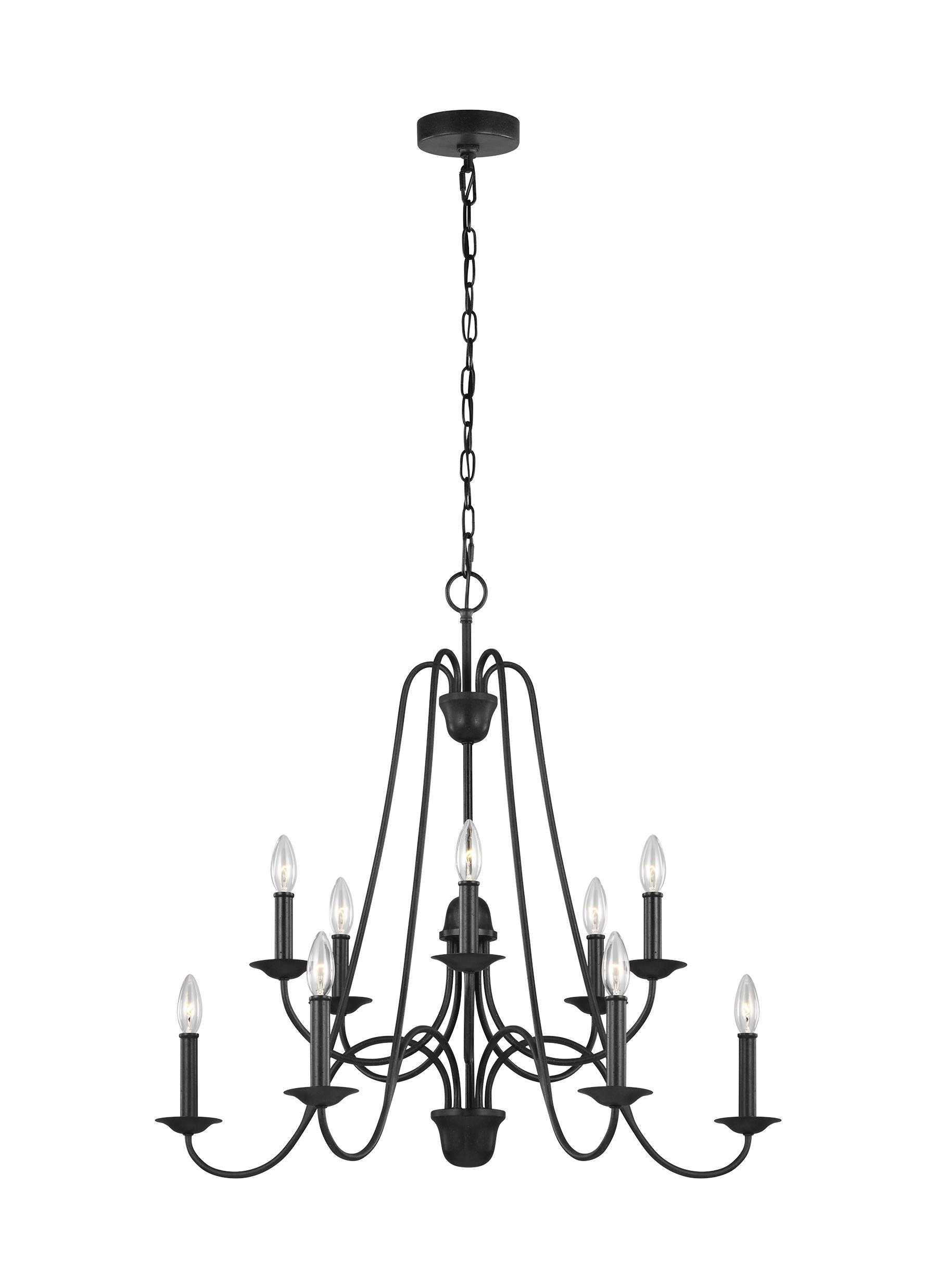 Boughton lighting collection from feiss 10 light chandelier arubaitofo Image collections