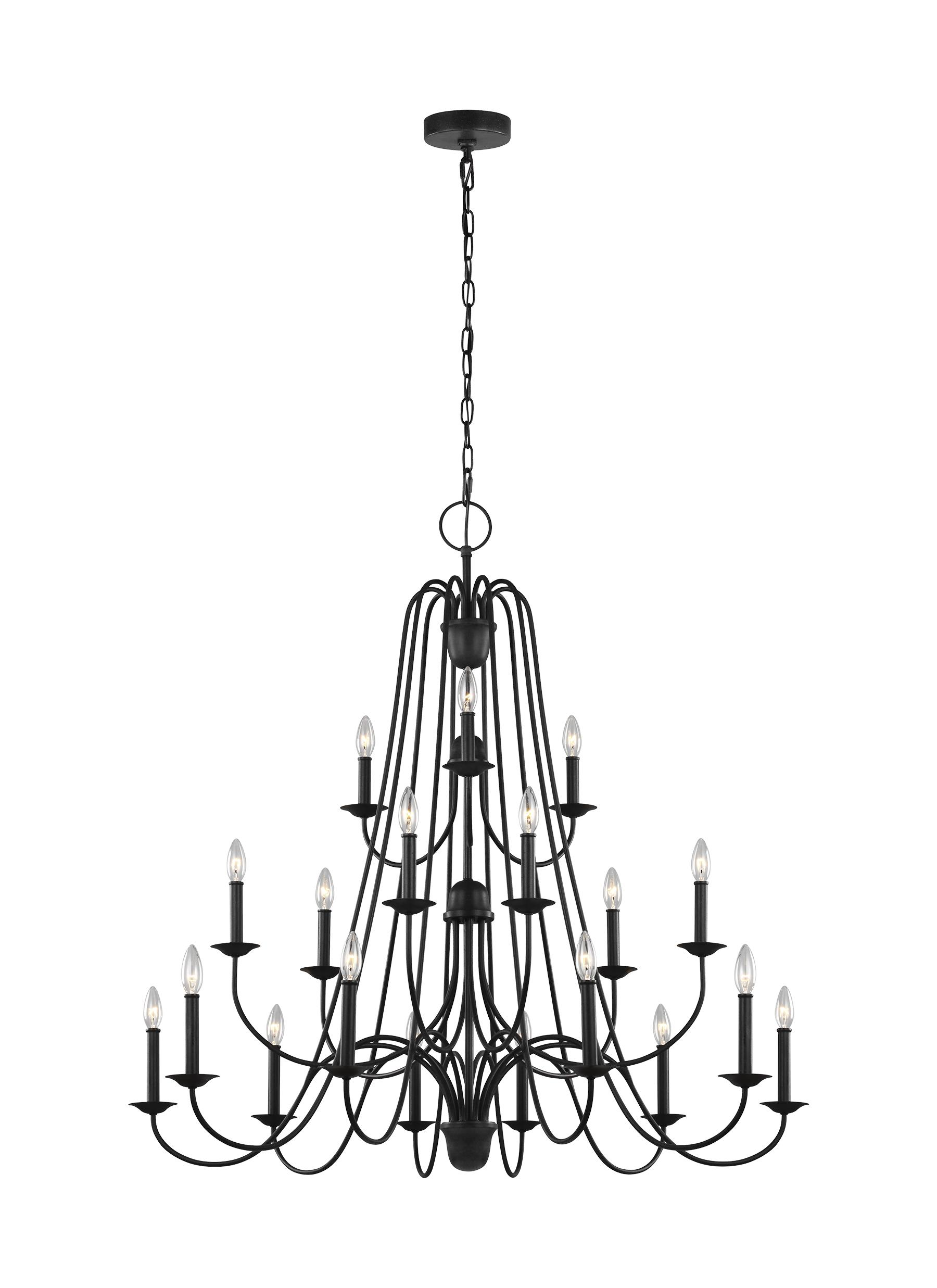 Boughton lighting collection from feiss 18 light chandelier arubaitofo Image collections