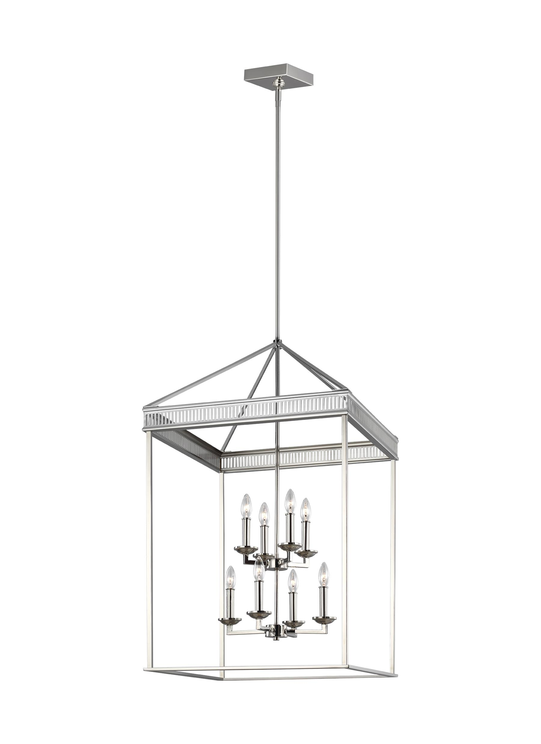 Woodruff lighting collection from feiss 8 light chandelier arubaitofo Image collections