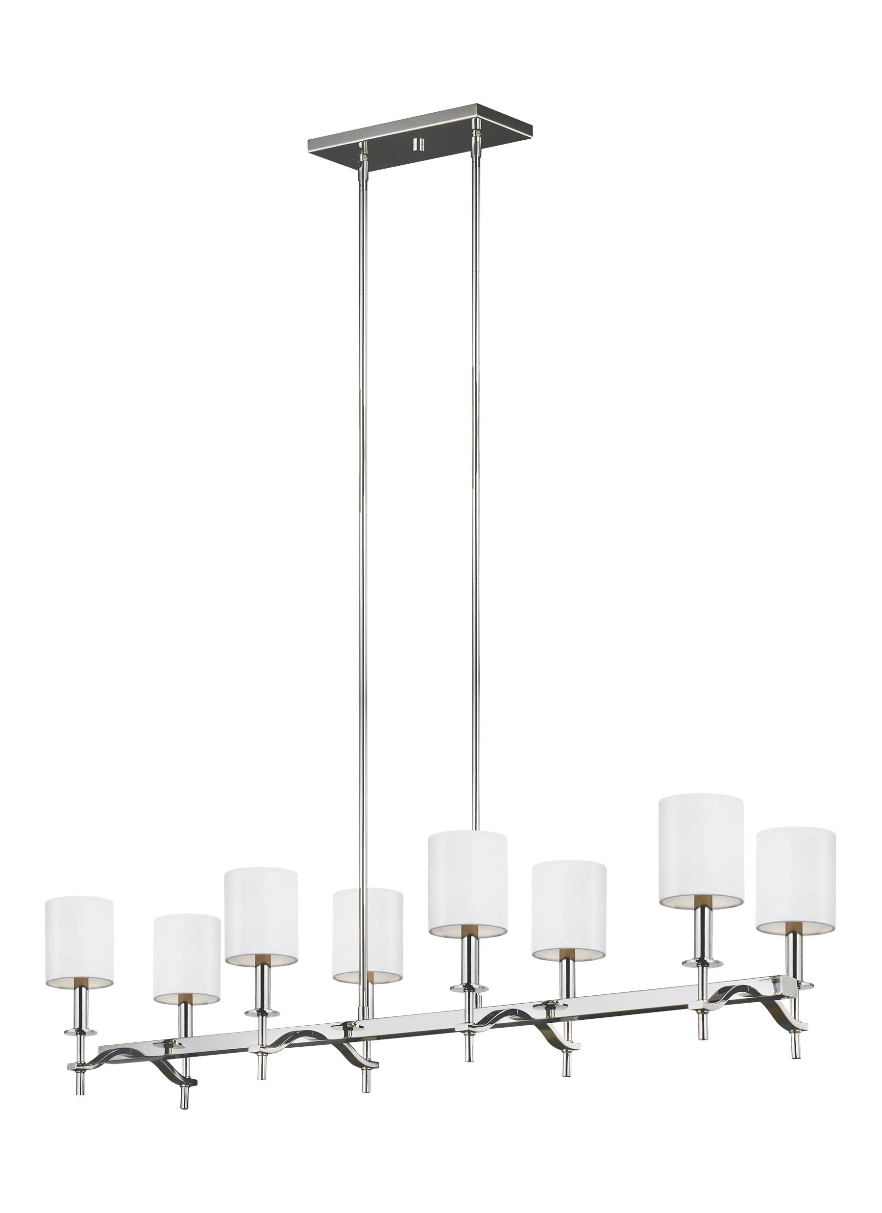 Hewitt collection from feiss 8 light linear chandelier arubaitofo Image collections