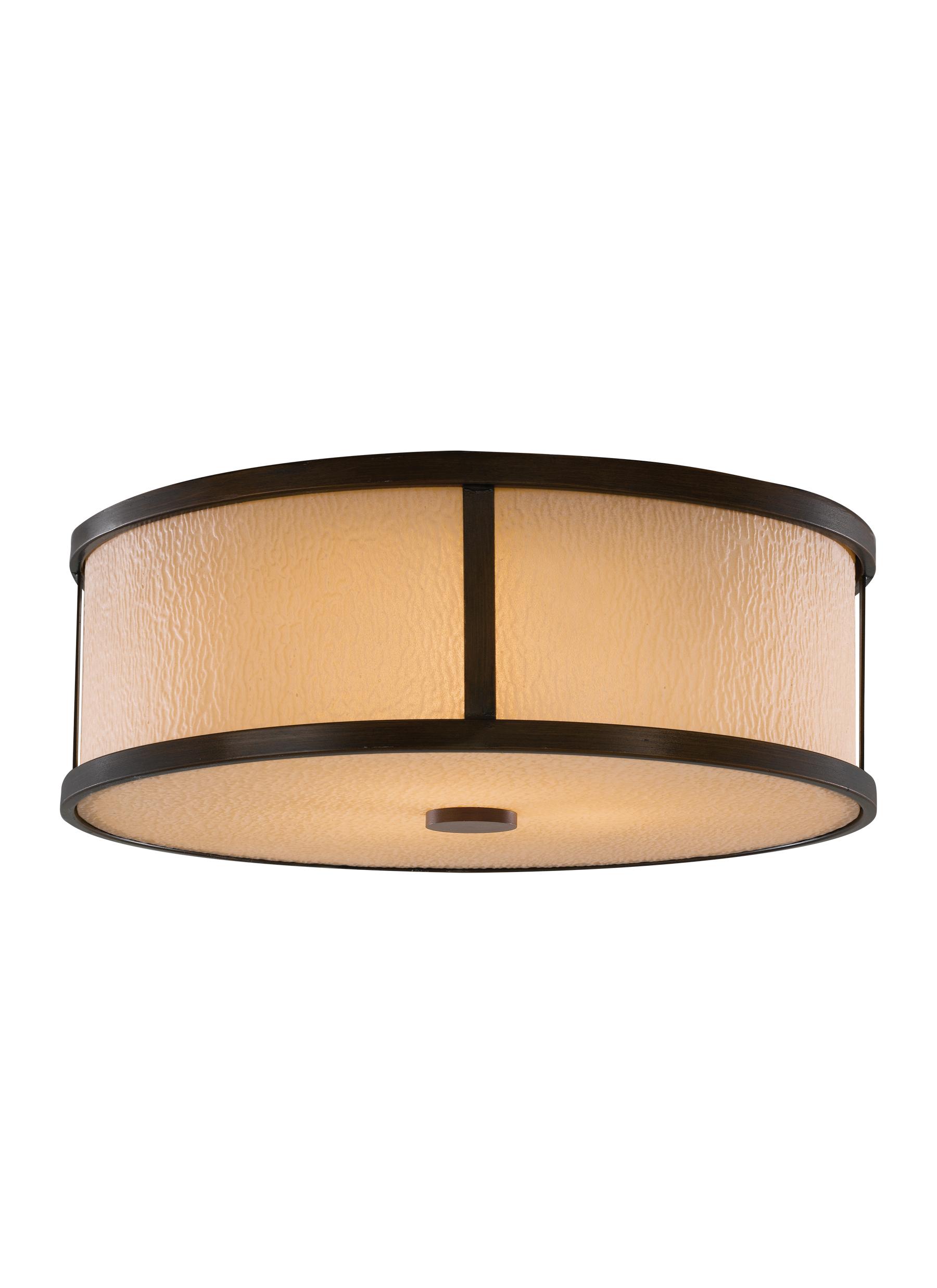 Fm334htbz3 light indoor flush mountheritage bronze loading zoom arubaitofo Images