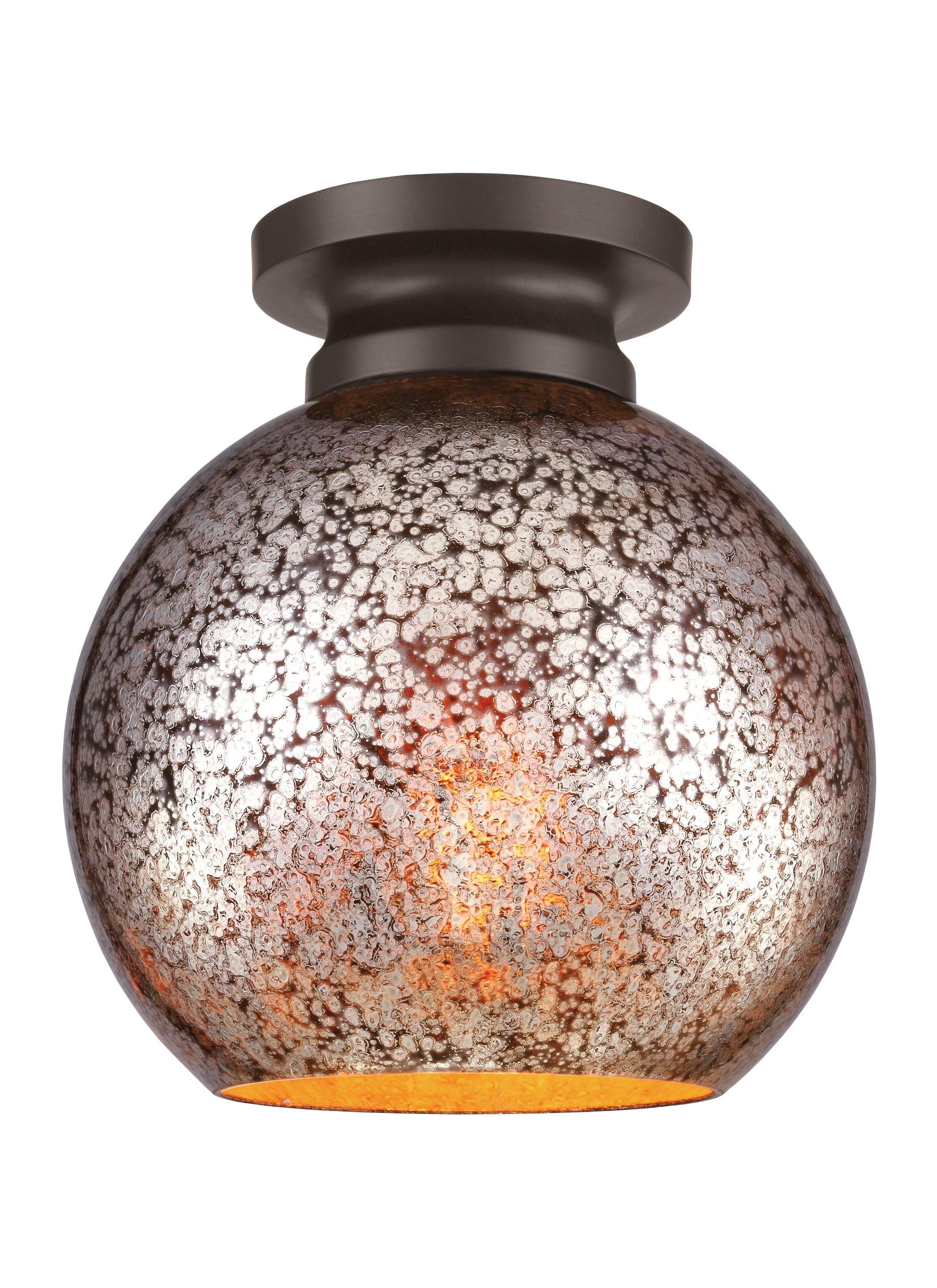 FM407ORB1 Light FlushmountOil Rubbed Bronze