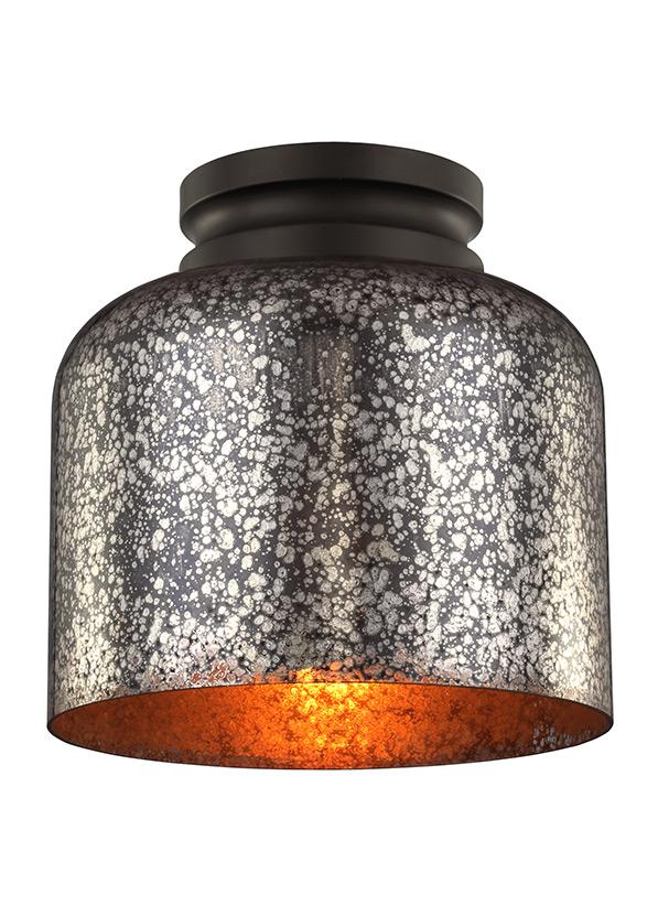 P1310pn 1 Light Hounslow Mini Pendant Polished Nickel