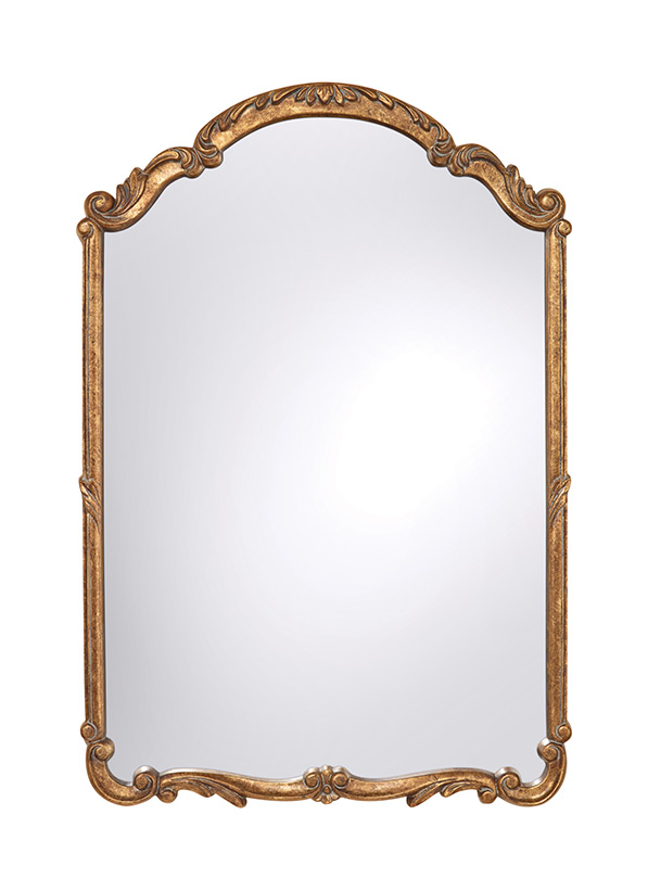Mr1185agd Antique Gold Mirror Antique Gold