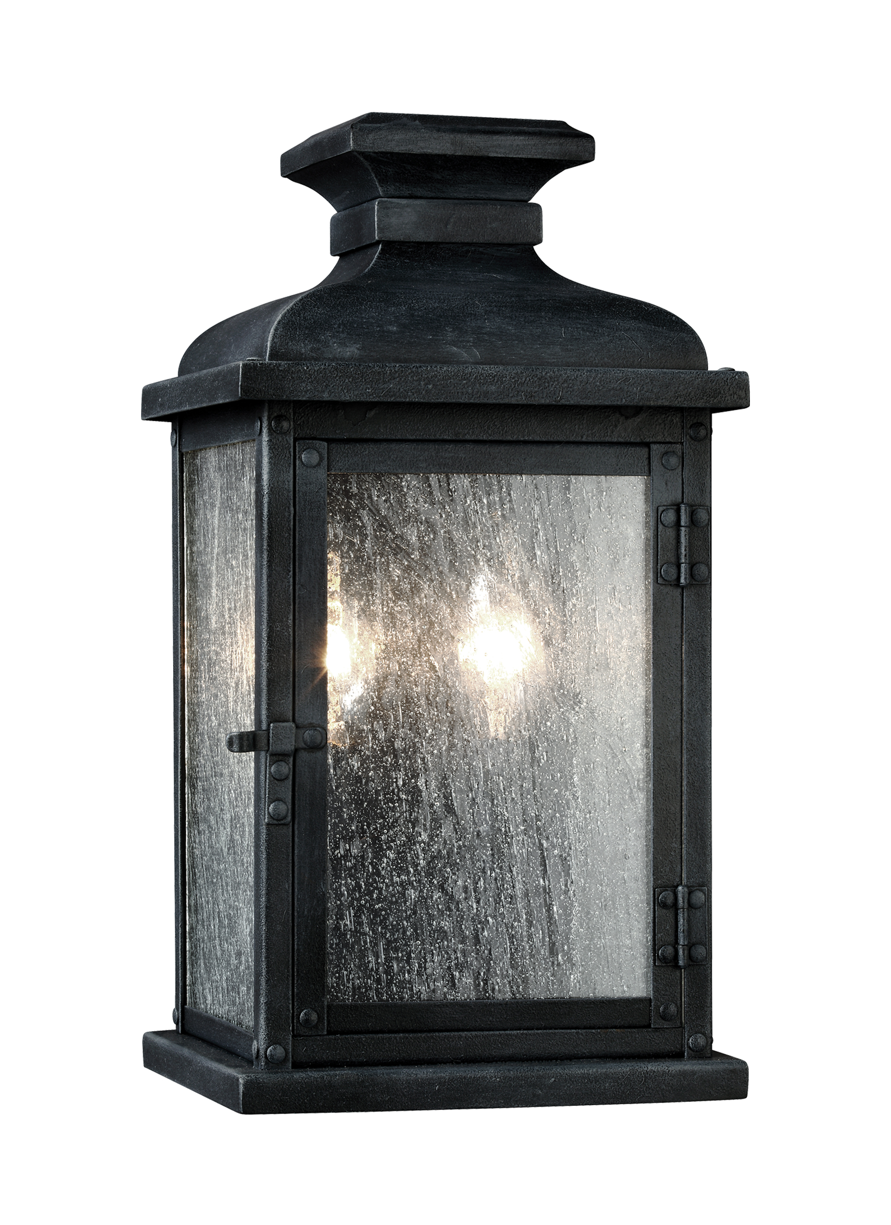 Outdoor Sconce Lights Ol11100dwz2 light outdoor sconcedark weathered zinc loading zoom workwithnaturefo