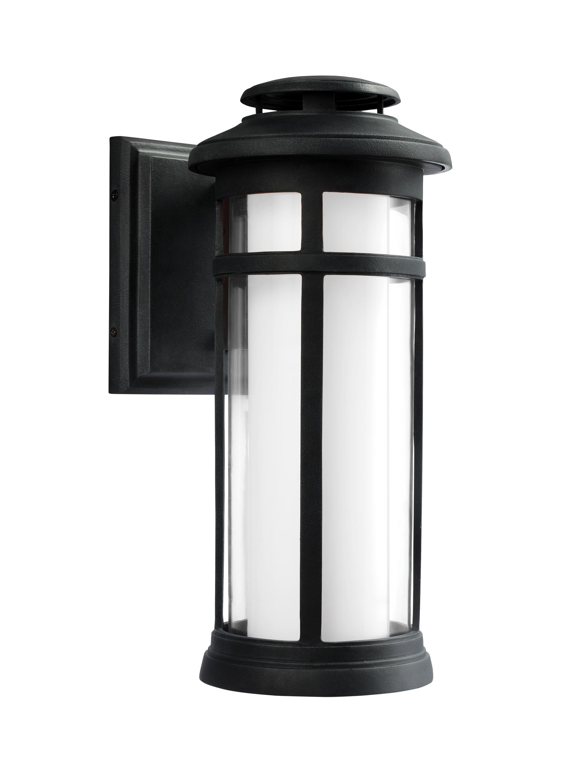 Ol12501dwz led1 light outdoor wall lanterndark weathered zinc loading zoom workwithnaturefo