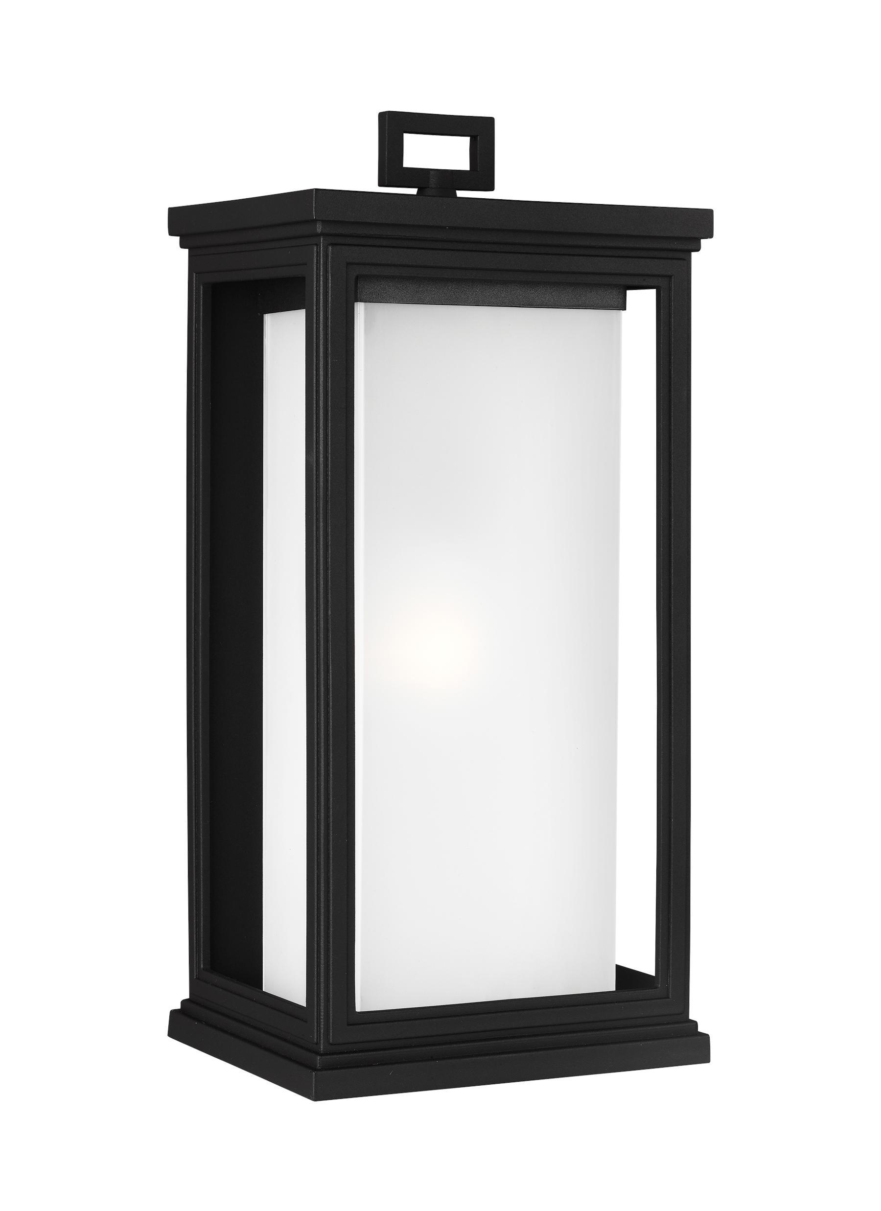 Black Outdoor Wall Light ol12902txb,1 - light outdoor wall lantern,textured black