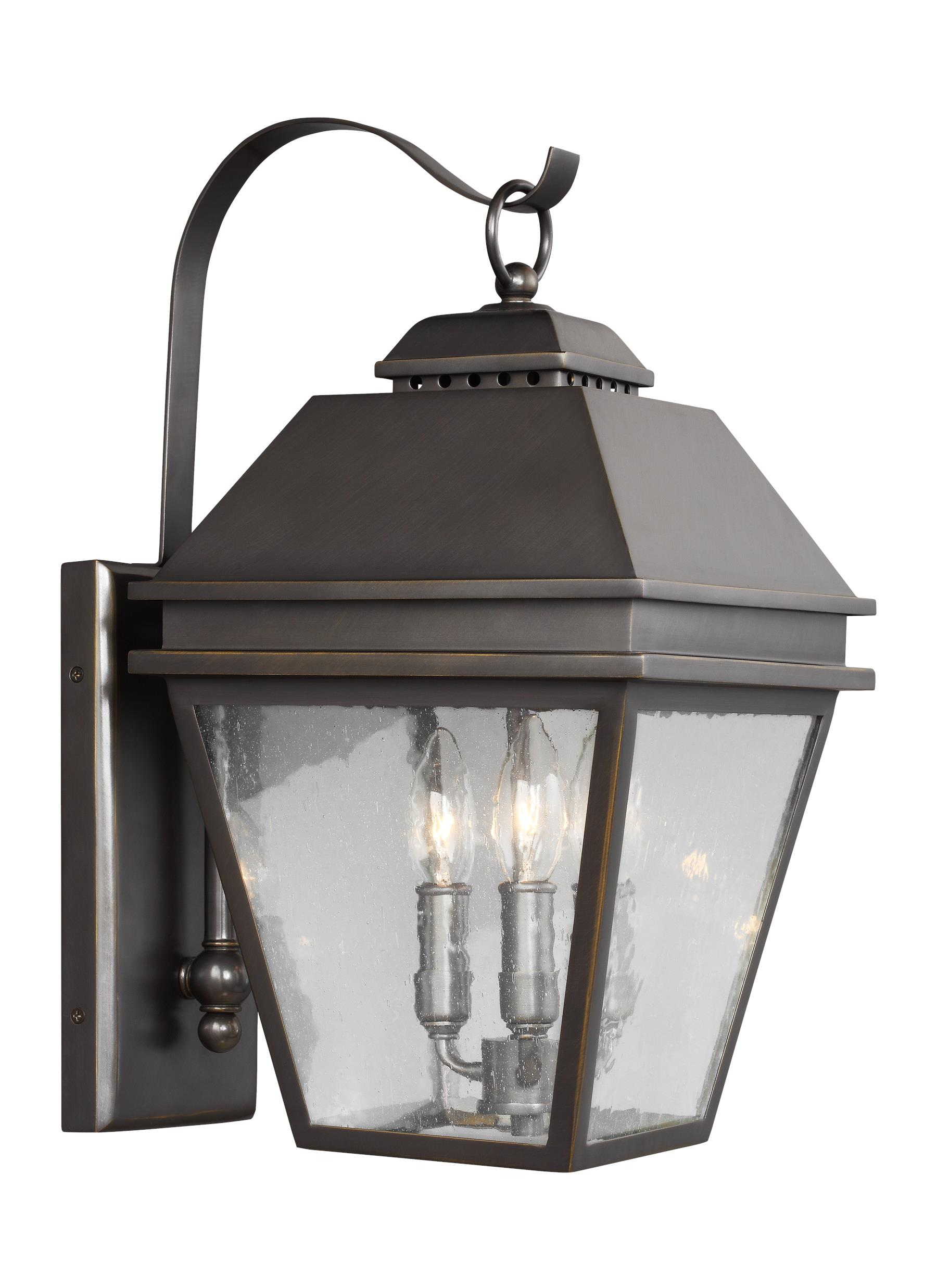 OL13501ANBZ,3 - Light Outdoor Wall Lantern,Antique Bronze
