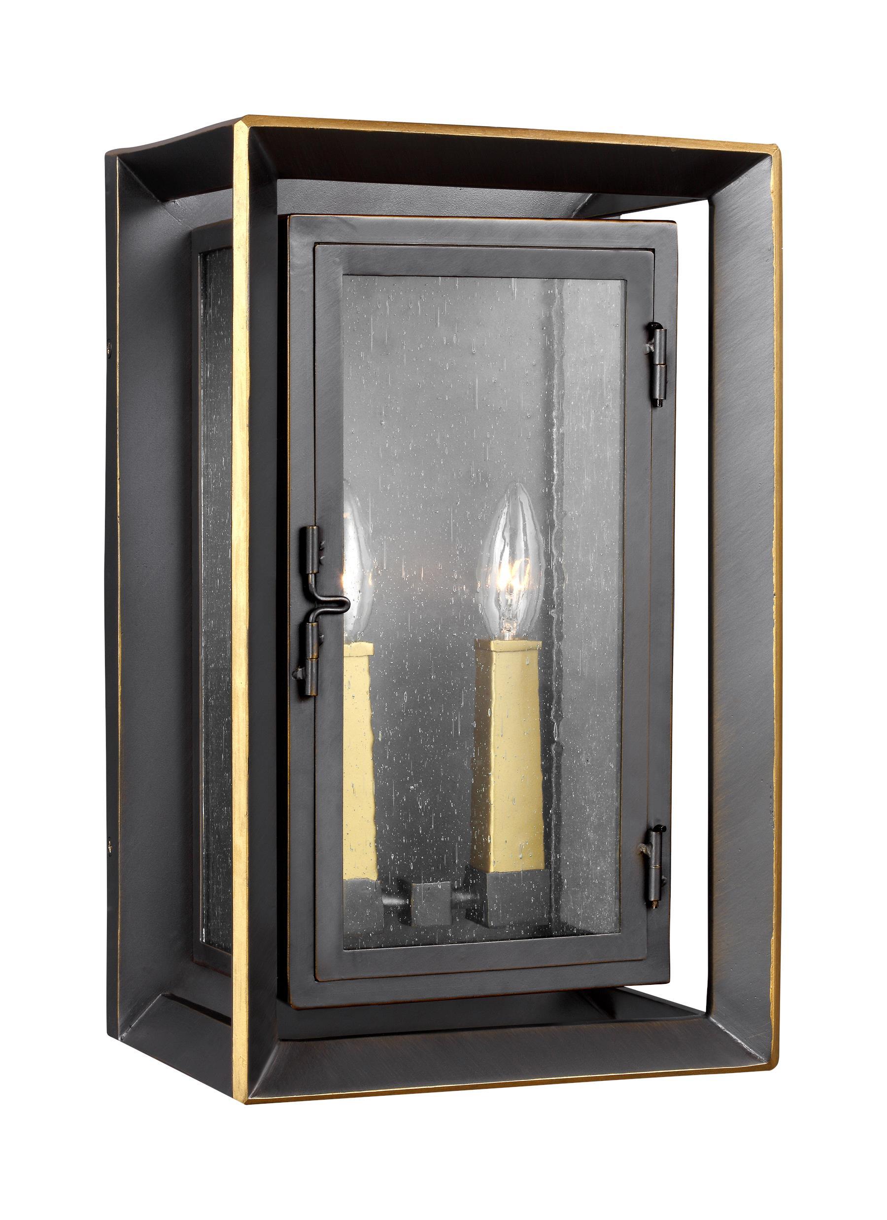 Feiss Outdoor Lighting Ol13802anbzpbb2 light outdoor wall lanternantique bronze loading zoom workwithnaturefo