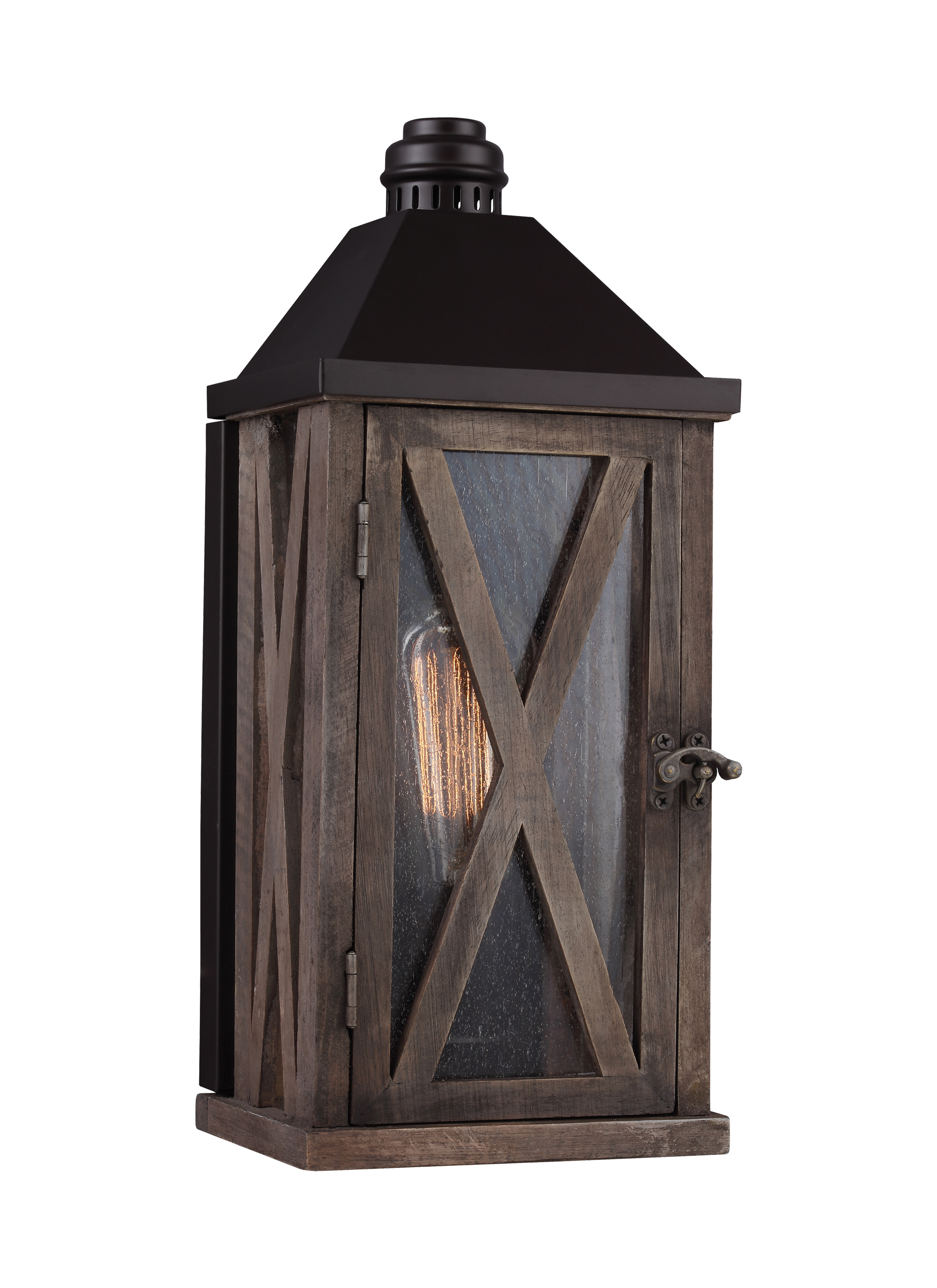 Ol17000dwoorb1 light outdoor wall sconcedark weathered oak loading zoom aloadofball Image collections