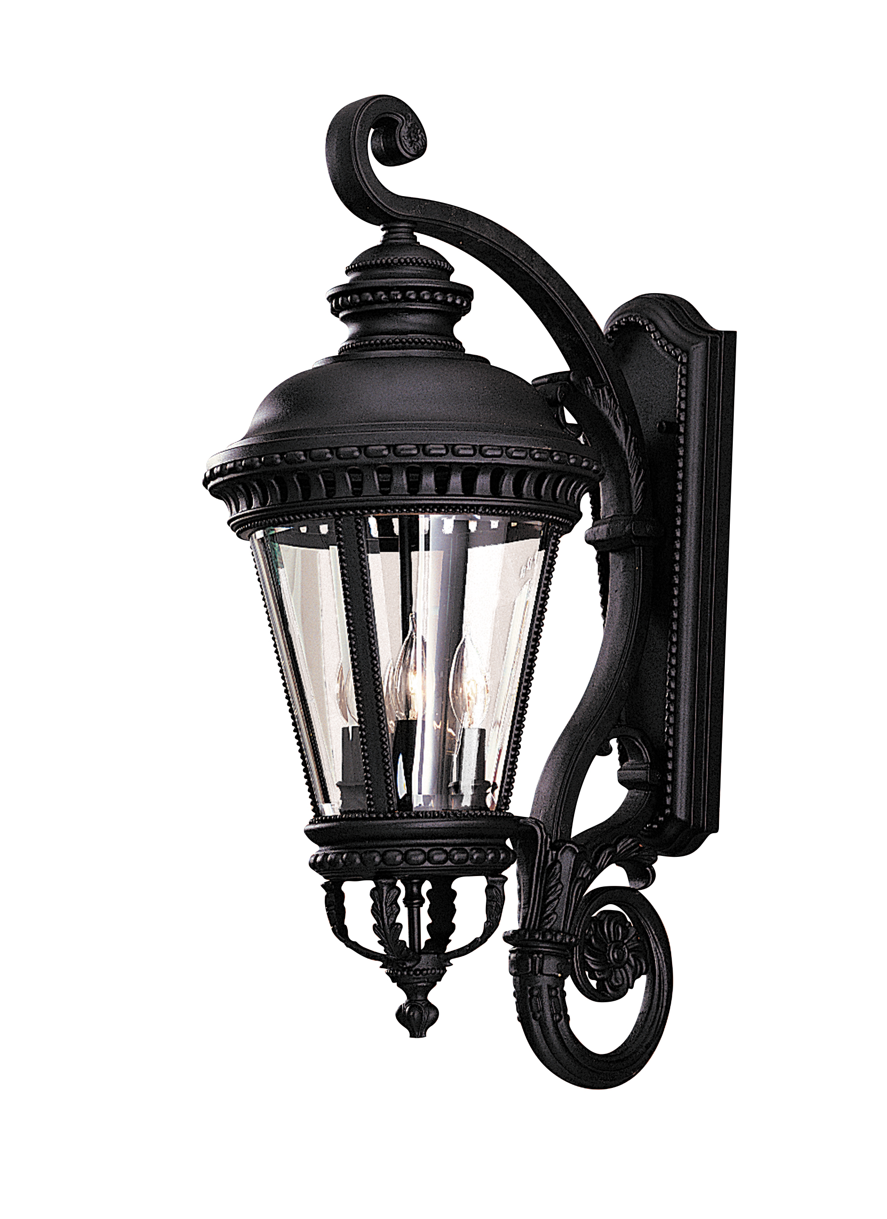 Murray Feiss Outdoor Lighting Ol1904bk4 light wall lanternblack loading zoom workwithnaturefo