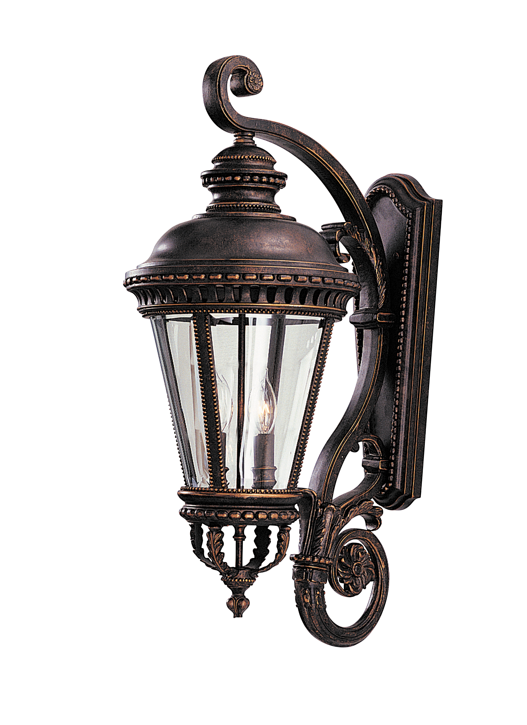 Murray Feiss Outdoor Lighting Ol1904gbz4 light wall lanterngrecian bronze loading zoom workwithnaturefo