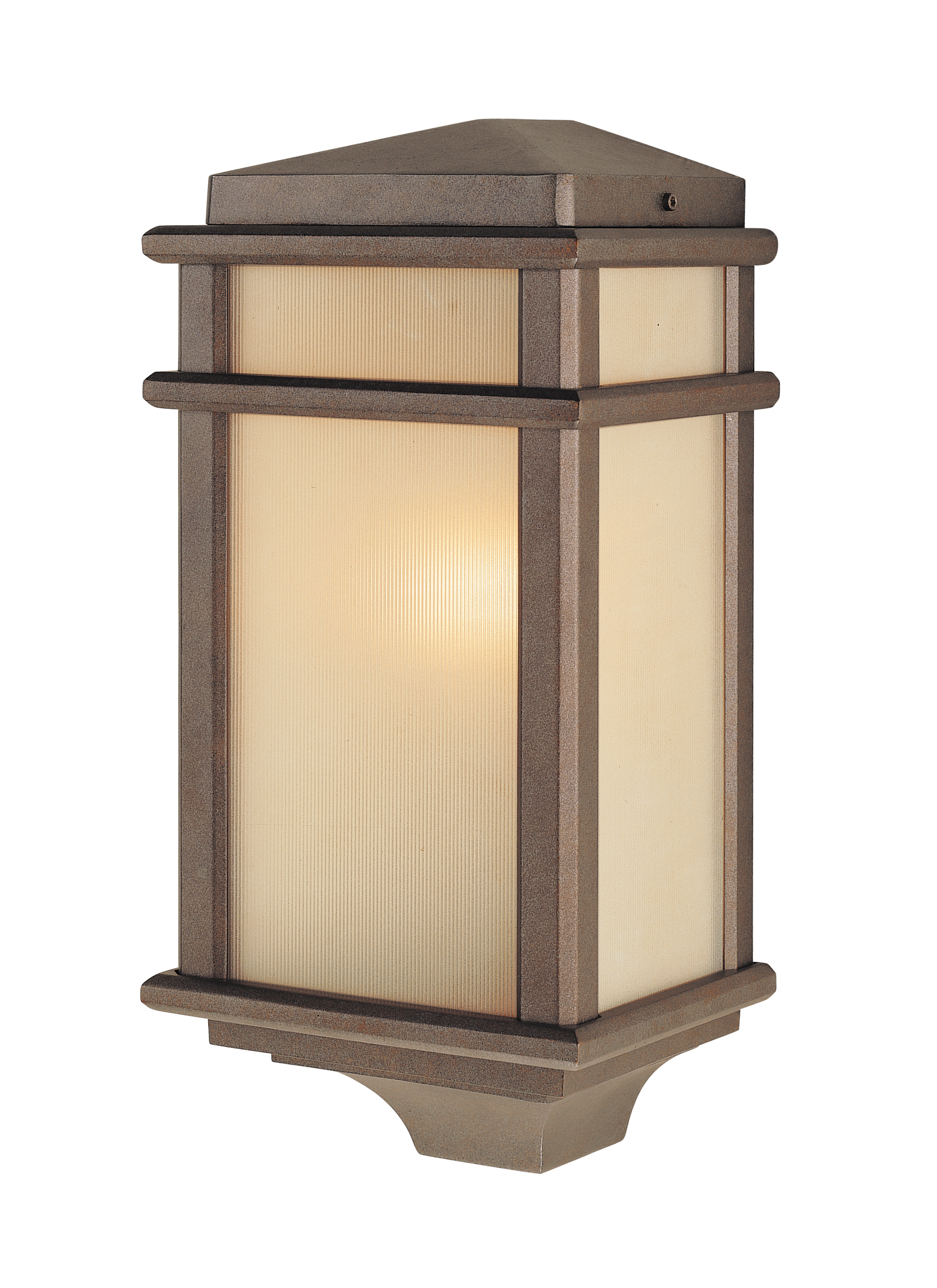 Murray Feiss Outdoor Lighting Ol3403cb1 light wall lanterncorinthian bronze loading zoom workwithnaturefo