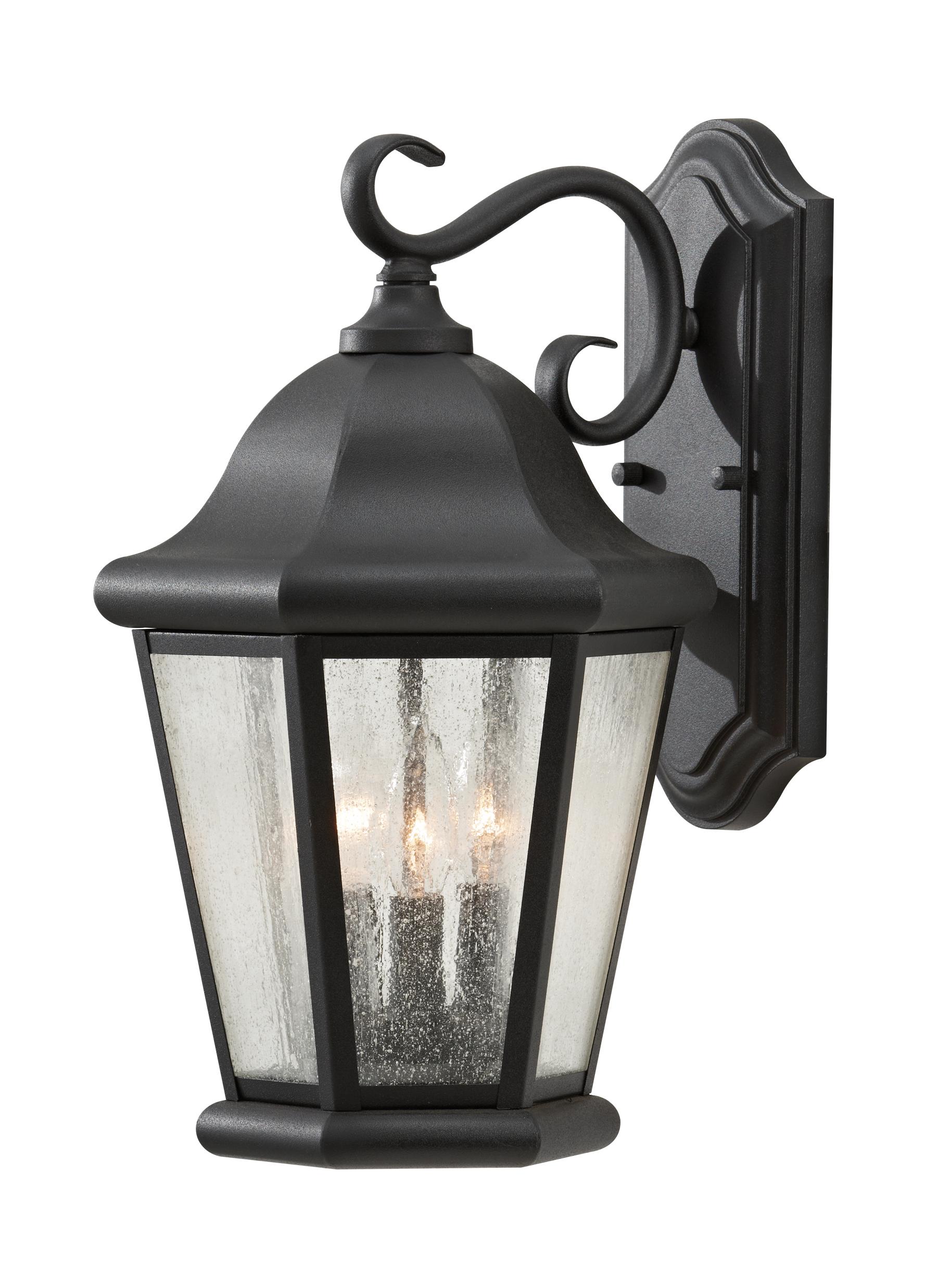 Loading zoom  sc 1 st  Feiss & OL5902BK3-Light Outdoor LanternBlack