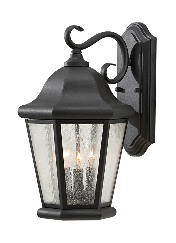 black outdoor lantern lights darlana 3light outdoor lantern ol5902bk3light lanternblack