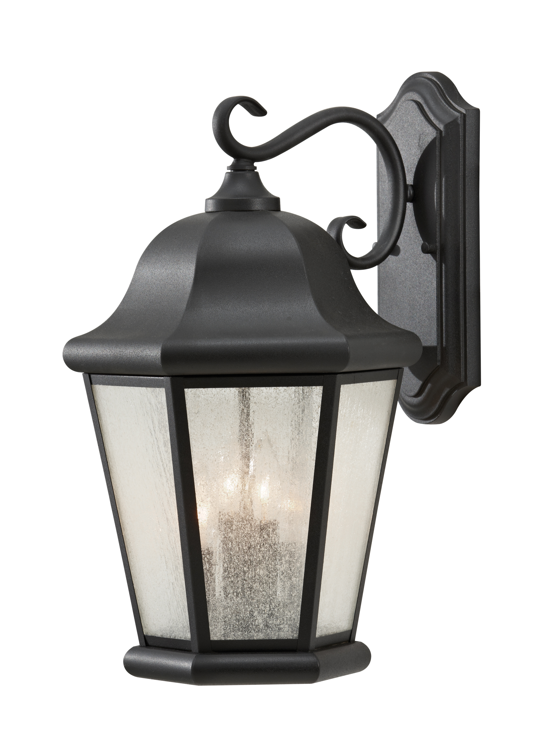 ol5904bk 4 light outdoor lantern black