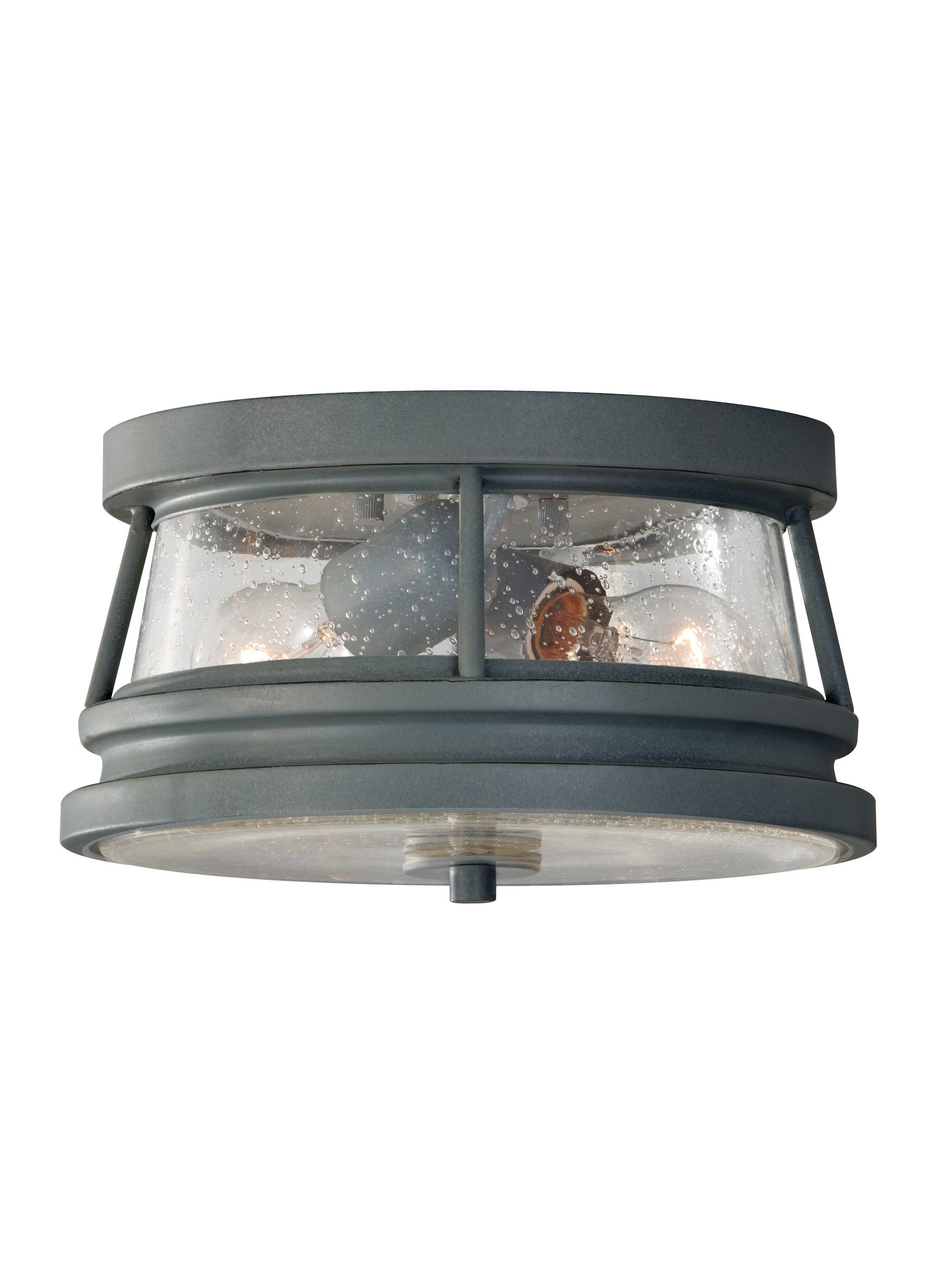 outdoor flush light porch 2light outdoor flush mount discontinued loading zoom ol8113stc2light mountstorm cloud