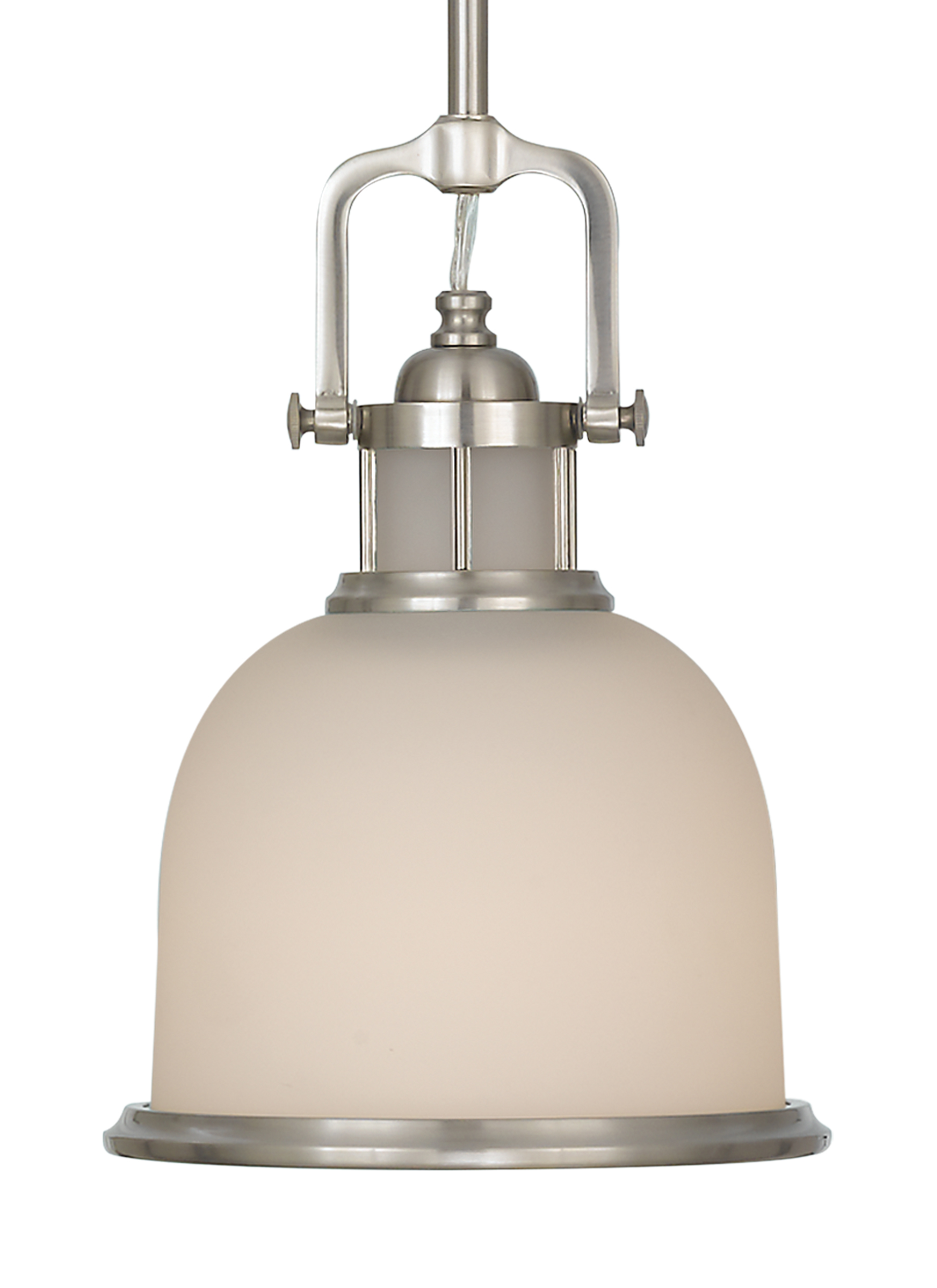 P1144bs1 light mini pendantsbrushed steel loading zoom aloadofball Images