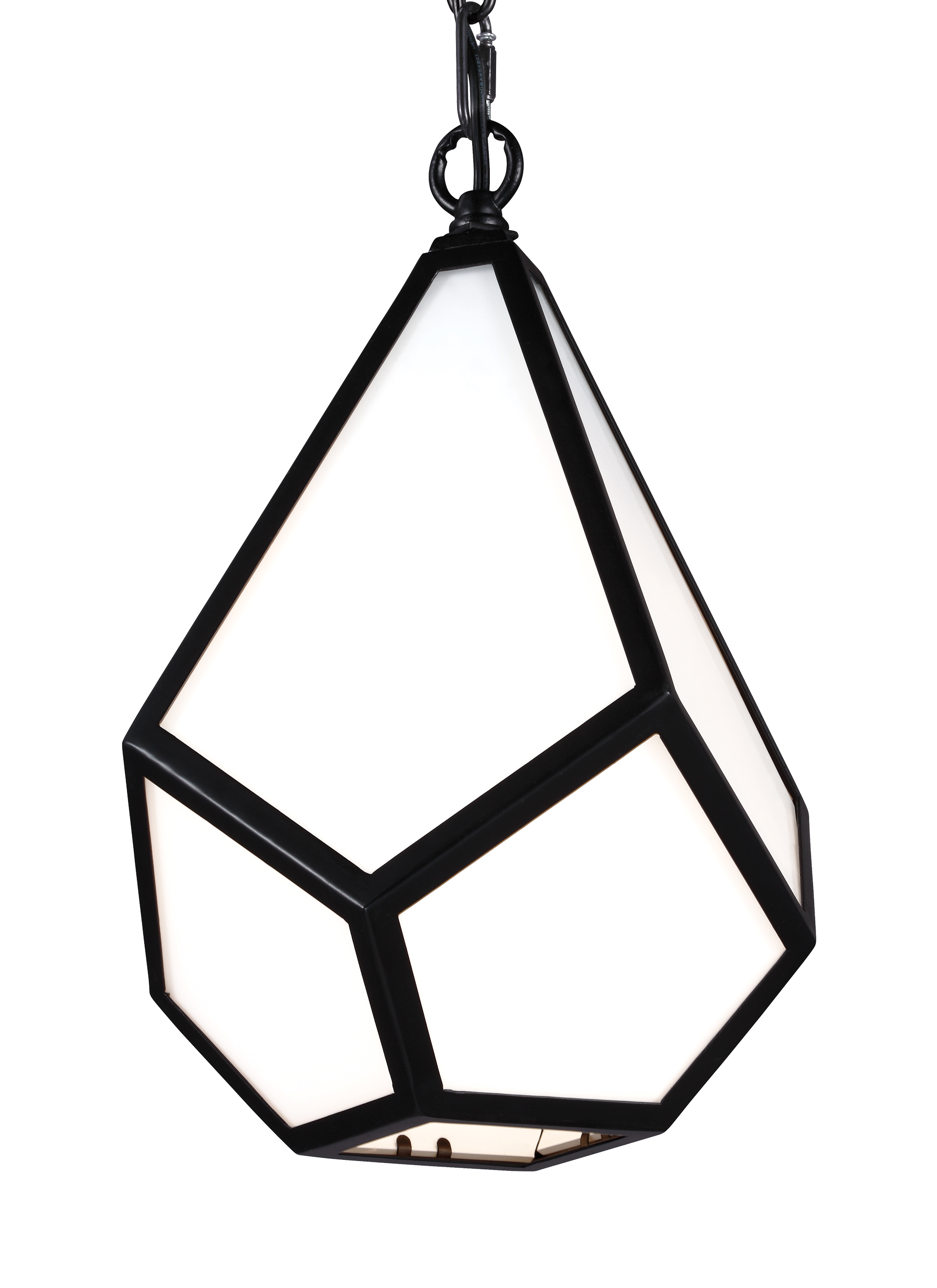 product black pendant tress foscarini ilite mini