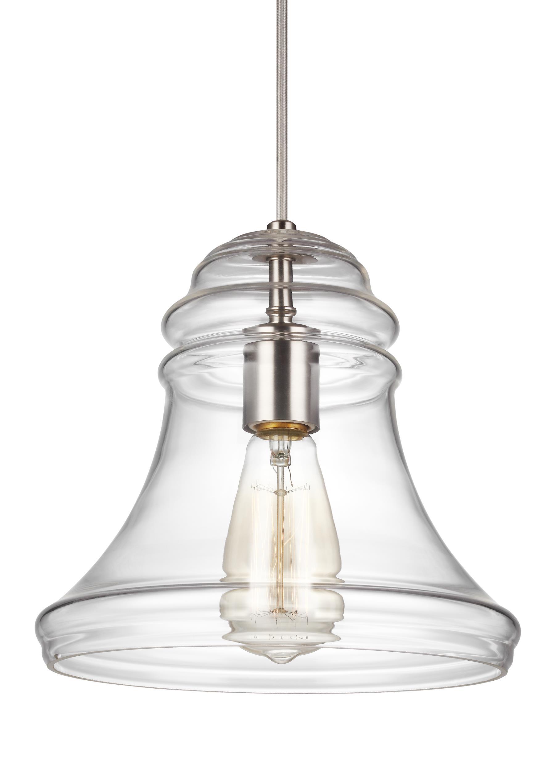 P1440sn1 light mini pendantsatin nickel loading zoom aloadofball Gallery
