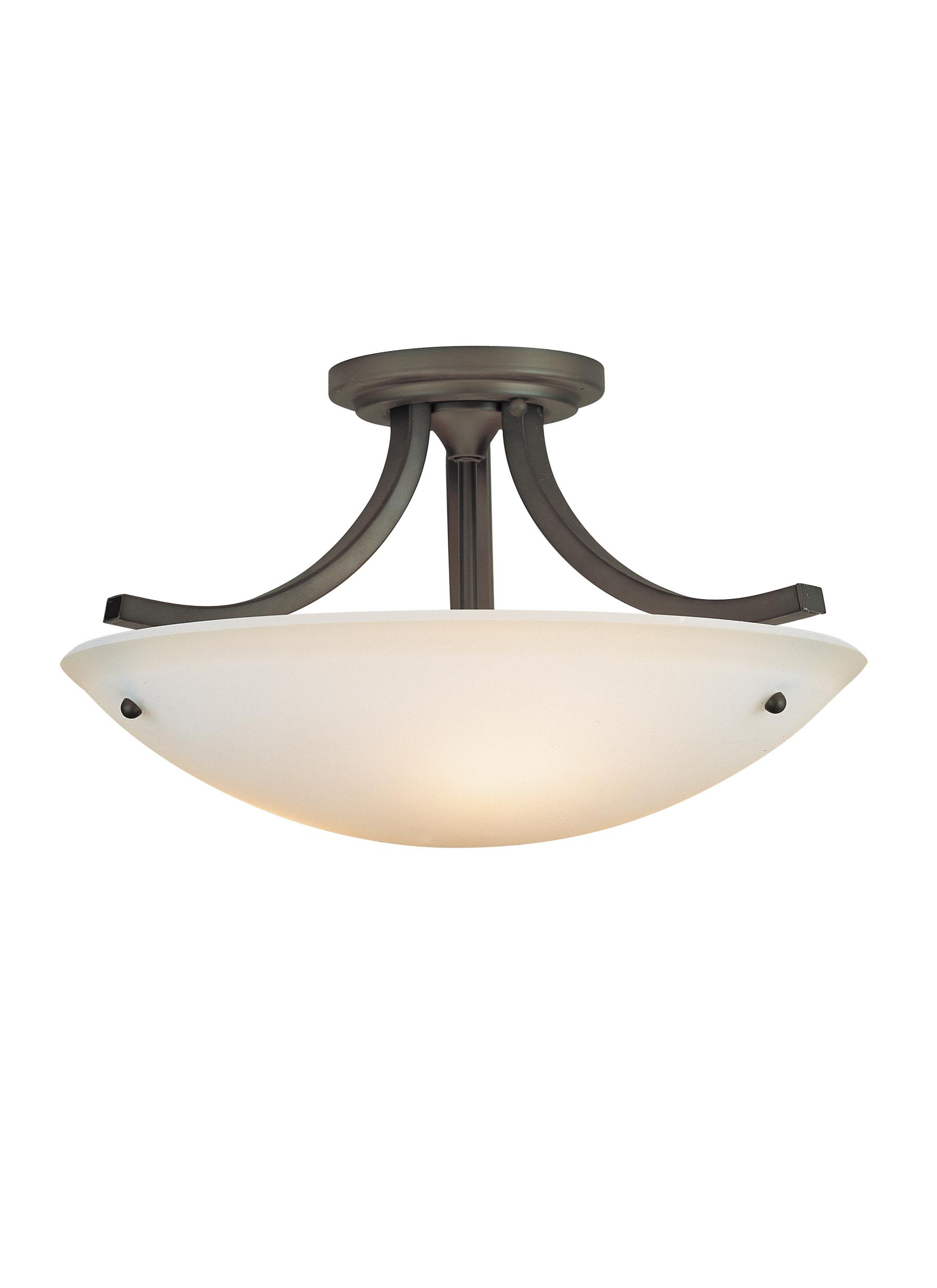 Sf189orb3 light indoor semi flush mountoil rubbed bronze loading zoom arubaitofo Images