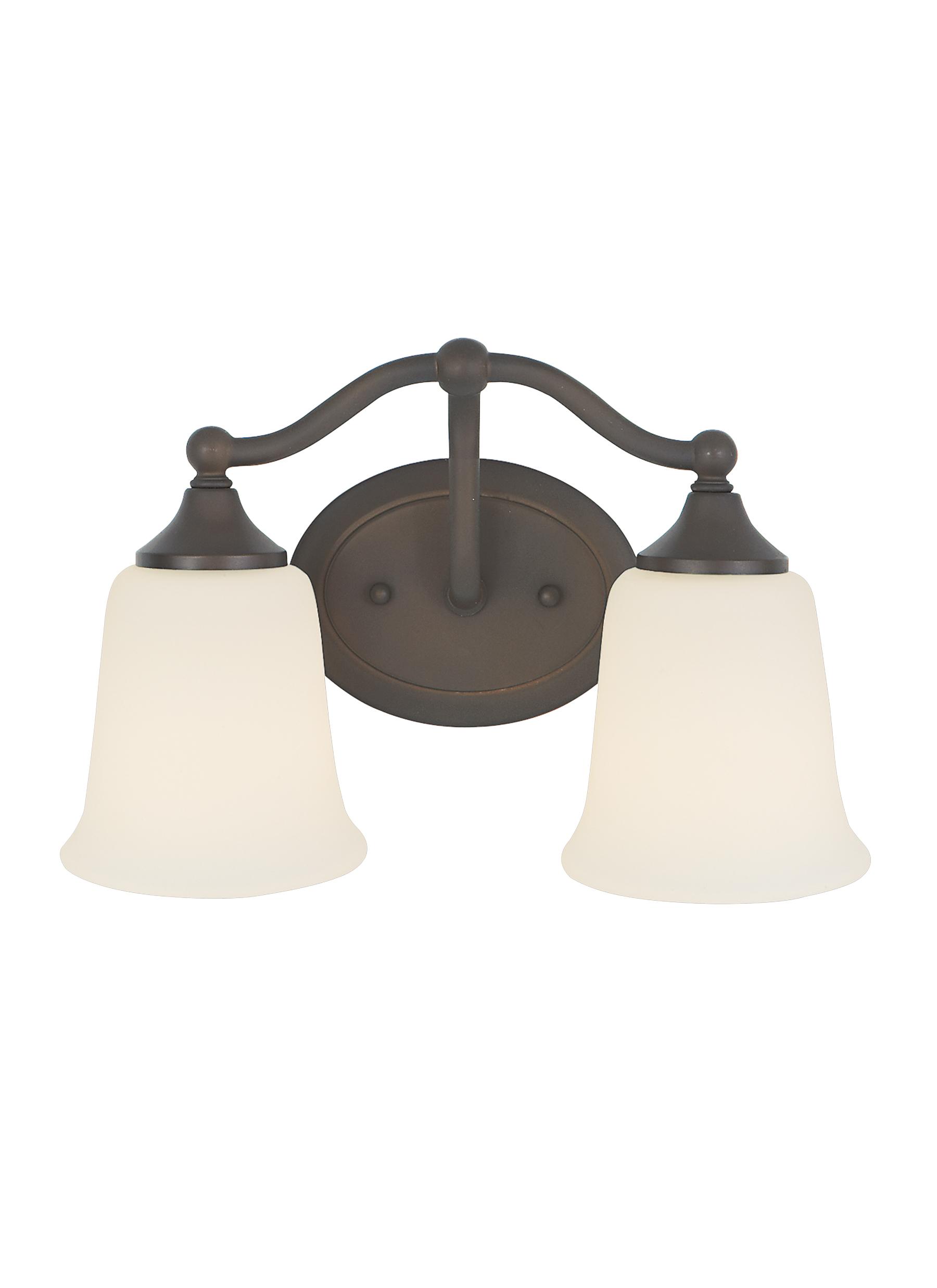 VS10502-ORB,2 - Light Vanity Fixture,Oil Rubbed Bronze