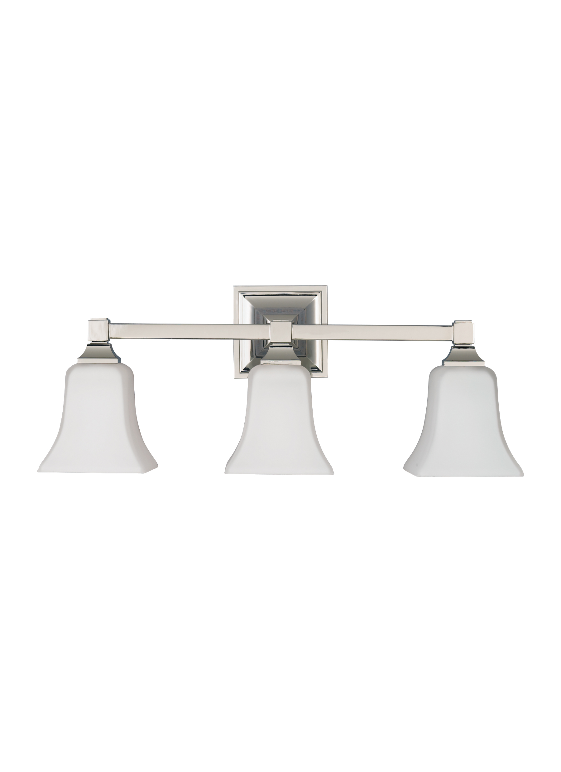 Bathroom Lighting Fixtures Polished Nickel vs12403-pn,3 - light vanity fixture,polished nickel