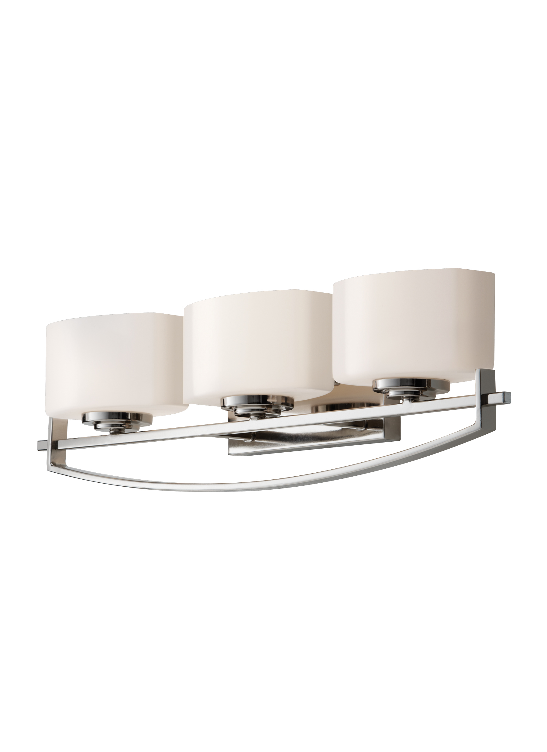 Bathroom Lighting Fixtures Polished Nickel vs18203-pn,3 - light vanity fixture,polished nickel