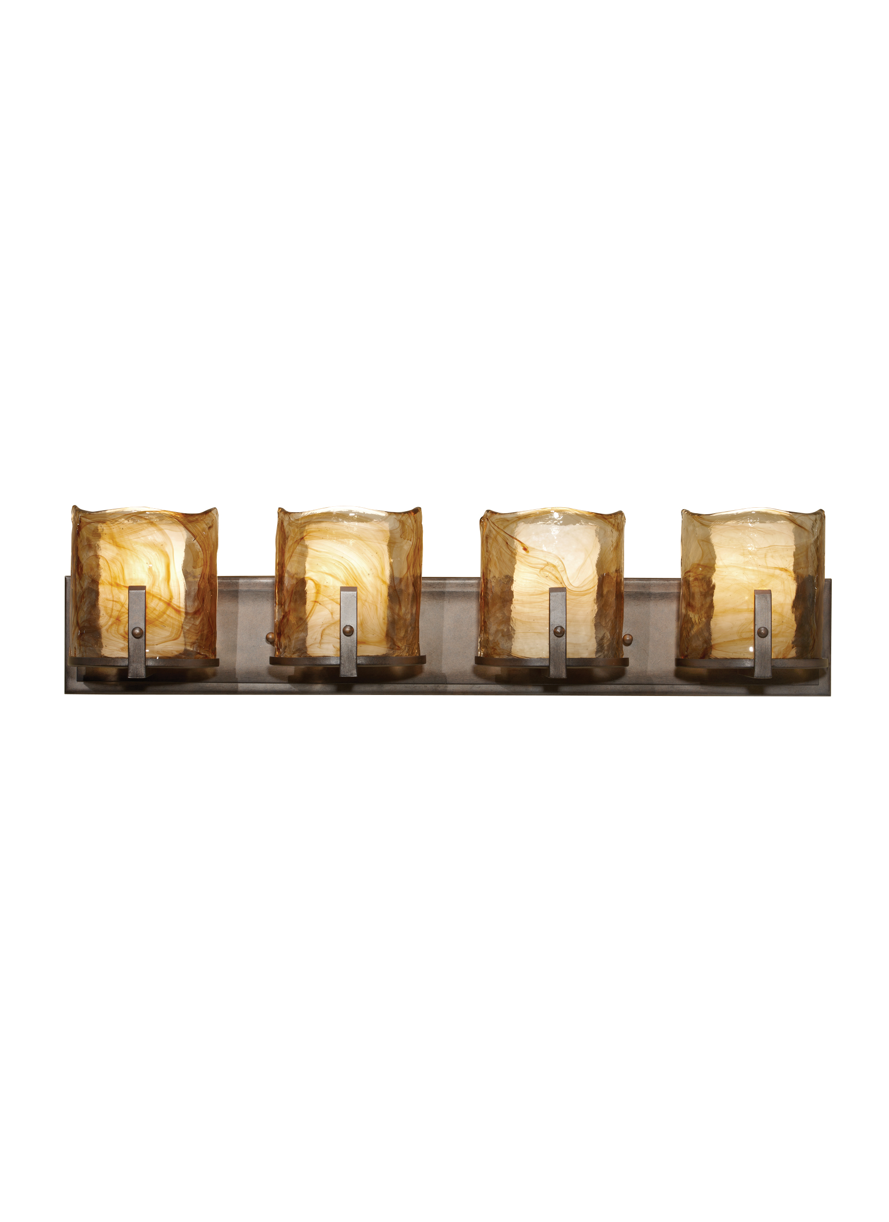 VS18904-RBZ,4 - Light Vanity Fixture,Roman Bronze