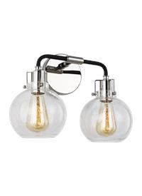 Vanity lights from feiss 2 light vanity aloadofball Images