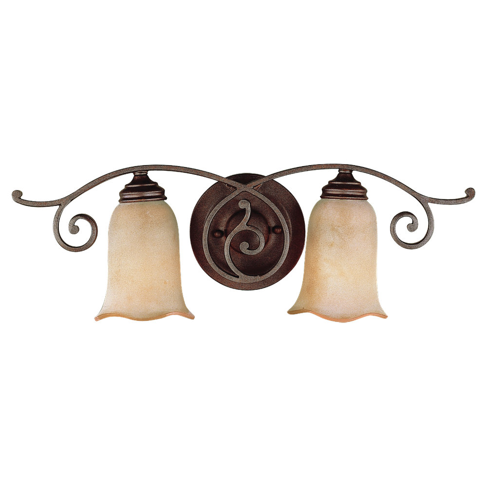 vs8102 cb 2 light vanity fixture corinthian bronze