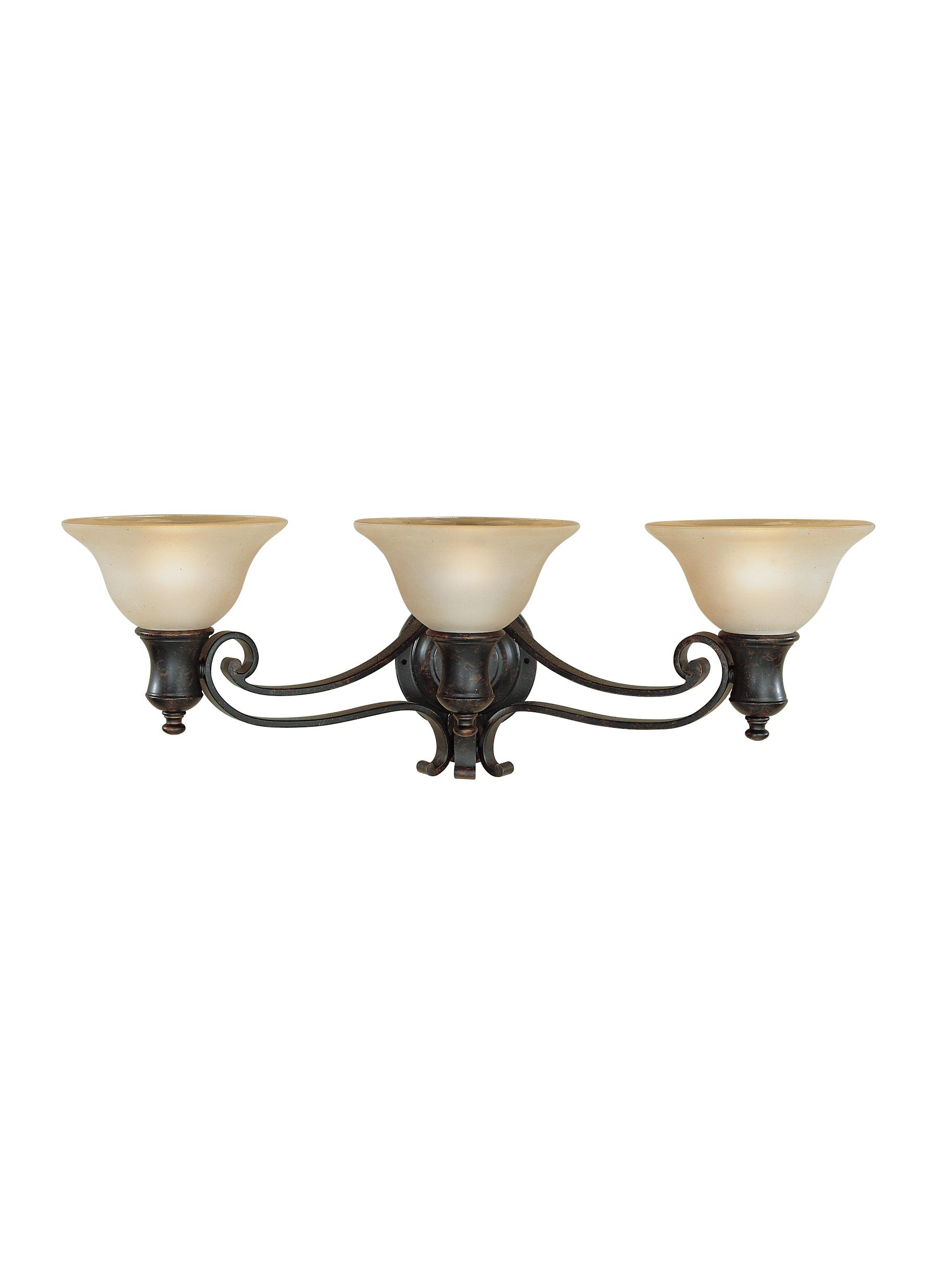 VS9203-LBR,3 - Light Vanity Fixture,Liberty Bronze