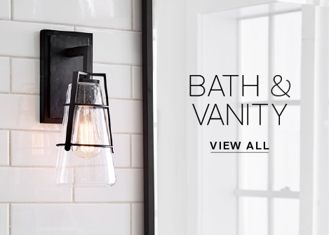 Shop Bath and Vanity Lighting