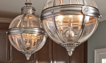 Adams Lighting Collection From Feiss
