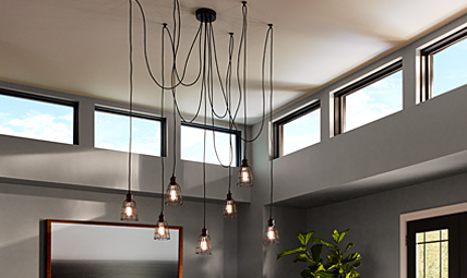 Multi Port Canopies Collection from Feiss