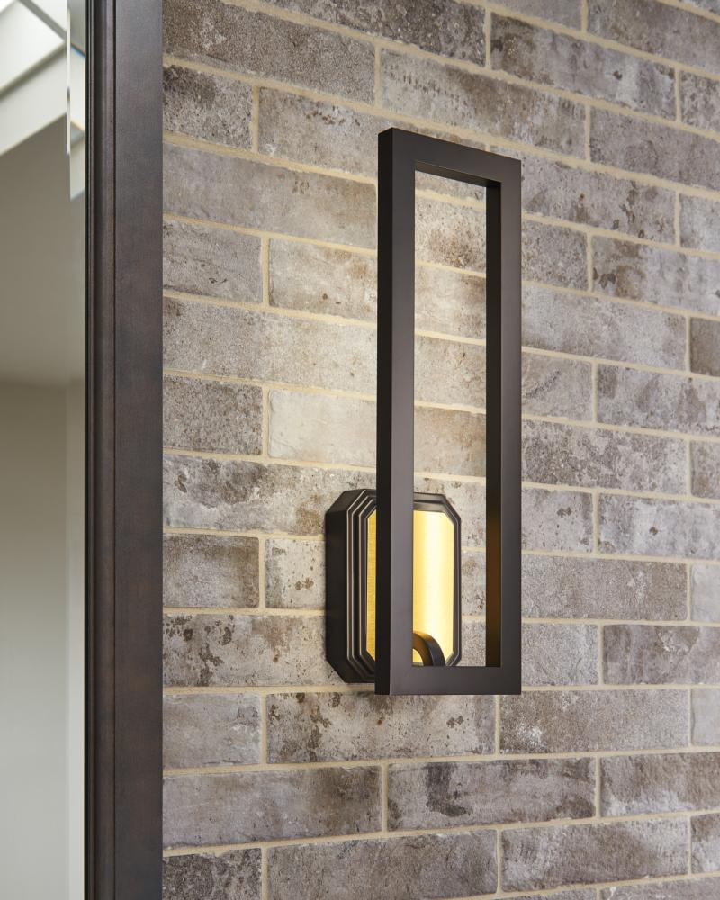 Wb1776orb18 led wall sconceoil rubbed bronze amipublicfo Image collections