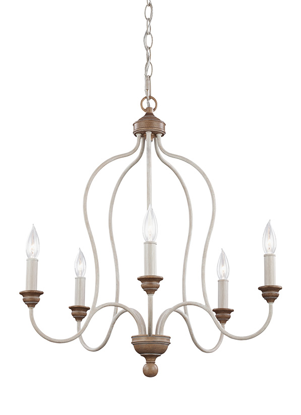 Hartsville Lighting Collection From Feiss - 2 light island chandelier