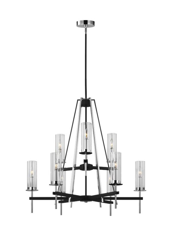 Broderick Lighting Collection from Feiss