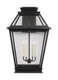 Extra Large Outdoor Wall Lantern